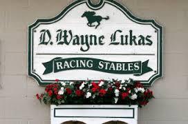 D. Wayne Lukas Racing Stables horses racing