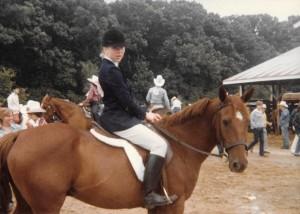 Janice L. Blake Iroquois 4-H Pony Club Eventing