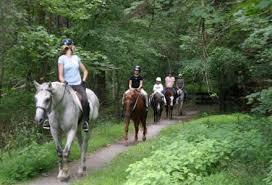 Janice L. Blake Michiana Stables Trail Rides