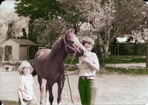 Janice L. Blake author history female Jockey Your Mane Track