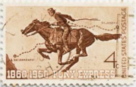 Janice L. Blake Pony Express