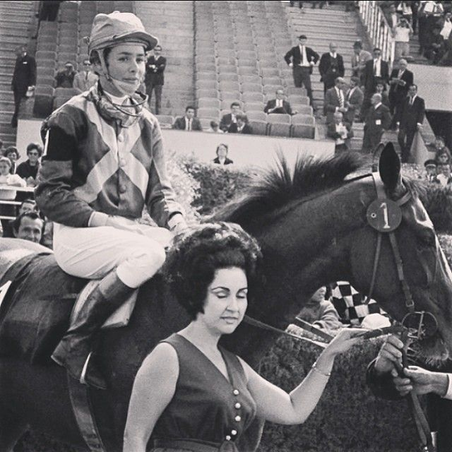 Kathy Kusner jockey