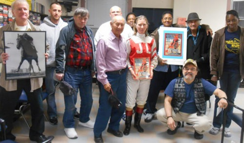 Northport Vets Admin Jockey Presentation