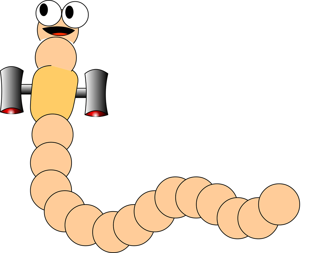 Can Worms Really Process Plastic?